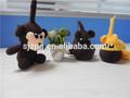 fábrica de crochê feito à mão animais empalhados brinquedo boneca amigurumi animais