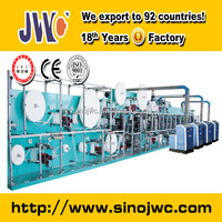 Absorption Sanitary Pad Packaging Machine