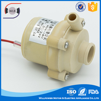 Best selling cheaper 12V/24V pump lower power high lift water pump with brushless motor