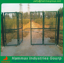 The best sales of powder coted used chain link fence panels