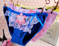 418-7 Fancy women underwear high quality sexy g string young girls hot bikini panty pictures ladies panties