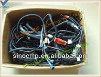 Original EX200-2 Hitachi Excavator External Engine Throttle Cables genuine excavators parts