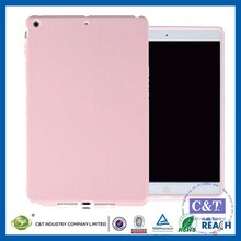C&T Good quality frosted finish tpu case for ipad mini 4 ultra slim case