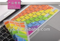 original factory Laptop Rainbow Silicone Keyboard Skins Protector Cover