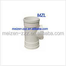 PVC plastic pipe fittings