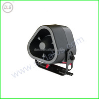 Car Electronic Wired Siren Alarm Hooter/Ambulance/Traffic/Police/Fire Alarm 12V