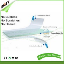 Anti- scratch screen protector tempered glass 0.3/0.4 mm ultra slim tempered glass screen protector for HTC one MAX
