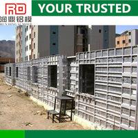 RD house formwork suppier concrete slab aluminium formwork scaffolding system