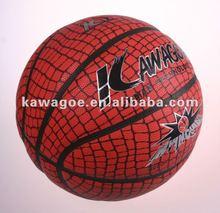 basketball goal/custom basketball ball