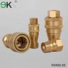 Brass Screw Thread Hydraulic Quick Coupling,Hydraulic Hose Quick Coupling,hydraulic hose coupling