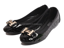 Wholesale Women Ladies Casual Flat Dolly Shoes Pumps Ballerina BET 014