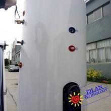 Solar water boiler tank