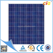 Hot selling the lowest price solar panel 100W