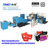 ZD-F450Q High stability machine made paper bags with handle