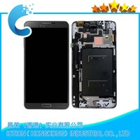 High quality Mobile Phone Parts display lcd touch screen for samsung galaxy note 3 n9000