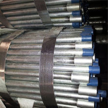 BS1387 3/4 inch Hot Dipped Galvanized Steel Pipe in Minerals & Metallurgy