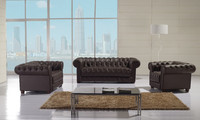 Yilaisi top leather chesterfield sofas