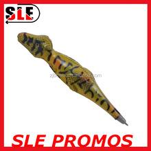 Ecofriendly Material Novelty Artificial Ball Pen Dinosaur Pen/ Tyrannosaurus Length 13 cm