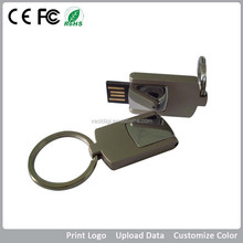 Low Cost Metal Flip Flash Usb, Cheap 4GB Usb Stick
