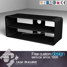Tempered glass high quality waterproof outdoor tv cabinet