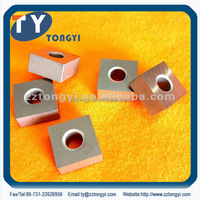 long life carbide inserts in turning tools from China zhuzhou