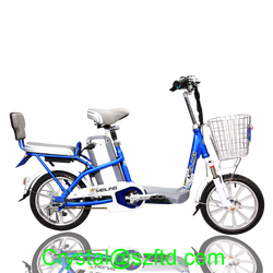 cheap 2 seats electric bike kit lithium battery bicycle
