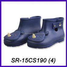 Hotselling rinoceronte pvc sapatos melissa chuva bota melissa