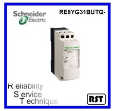 RE8YG31BUTQ Star Delta Timing 110 to 240VAC Optimum Zelio Schneider 24V Industrial Timing Relay Time Delay Relay Timer Relay