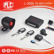 universal L-3000 car alarm system