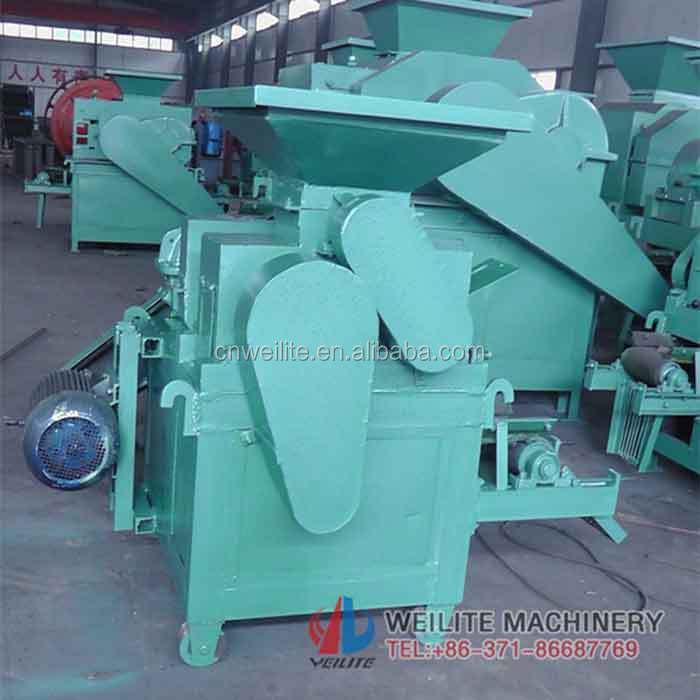 Capacity 0.3-70 TPH Briquetting Plant , Convert Fine Powder Into Briquettes