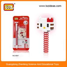 Intelligence Plastic Blocks Pen