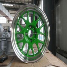 Oem forged competitive price widely used high profile car alloy wheel