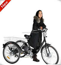New type latest design electric hybrid tricycle