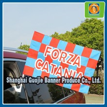 promotional car flag , desk flag , hand signal flag