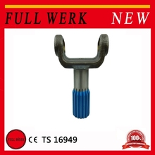 OEM quality FULL WERK Spicer No.250-82-31X Yoke Shaft o reilly auto parts store with safety devices used for automotive parts