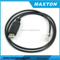 Usb programming cable for Kenwood TK-7150 TK-768 TK8180 two way radios