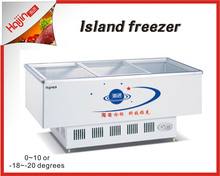 R134a gas with Static cooling chest freezer/CE certification for you