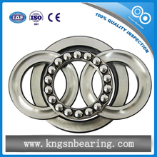 51109 Bearings 45x65x14 mm Thrust Ball Bearings