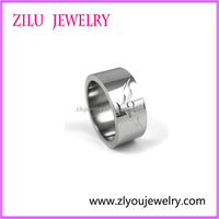 Wholesale Stainless Steel Jewelry Cheap Championship Rings Men