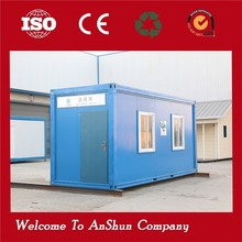 Best Price Commercial Safe Prefabricated vocational prefab house company