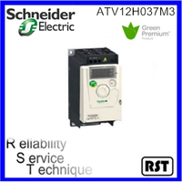 ATV12H037M3 original Schneider 370W 240v dc ac power variable speed drive inverter