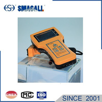Portable liquid level detector with quick response