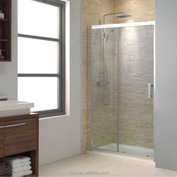 make in China bathroom sliding glass door