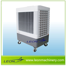 Leon series large low airflow home used protable move air conditioner