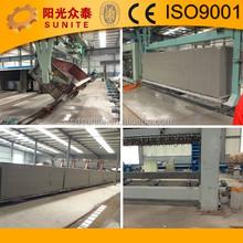 Fly ash aac production line/flyash block making machine/concrete block machine price