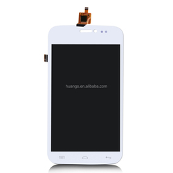 Repair parts replacement digitizer lcd touch screen for wiko darkside lcd complete