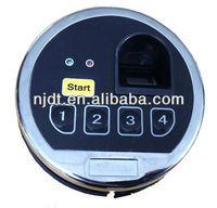 Fingerprint lock for safe biometric fingerprint safe