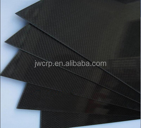 3 k plaque de fiber de carbone 1mm 2mm paisseur. Black Bedroom Furniture Sets. Home Design Ideas