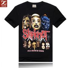 new design fashion wholesale rock band t-shirts