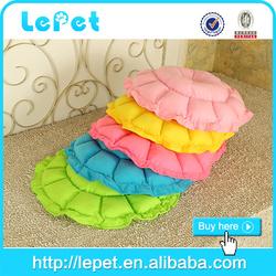 Double-use cheap pet cushion/mat princess dog bed